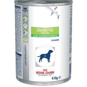Royal Canin Veterinary Diets Dog Diabetic Special Wet 12x410 G
