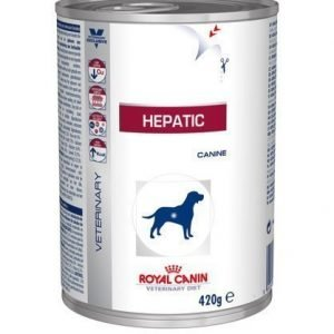 Royal Canin Veterinary Diets Dog Hepatic Wet 12x420 G