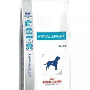 Royal Canin Veterinary Diets Dog Hypoallergenic 14 Kg