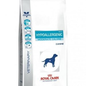 Royal Canin Veterinary Diets Dog Hypoallergenic Moderate Calorie 14 Kg