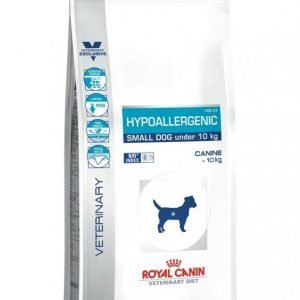 Royal Canin Veterinary Diets Dog Hypoallergenic Small 3
