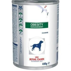 Royal Canin Veterinary Diets Dog Obesity Wet 12x400 G