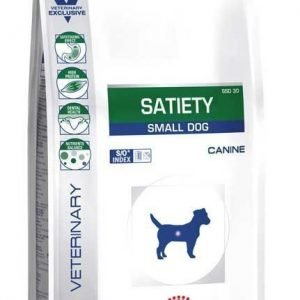 Royal Canin Veterinary Diets Dog Satiety Small Dog 3