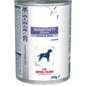 Royal Canin Veterinary Diets Dog Sensitivity Control Duck Wet 12x420 G
