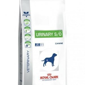 Royal Canin Veterinary Diets Dog Urinary S / O 14 Kg