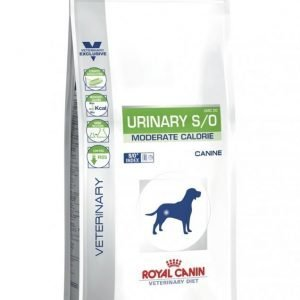 Royal Canin Veterinary Diets Dog Urinary S / O Moderate Calorie 6