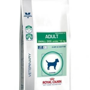 Royal Canin Veterinary Diets Vcn Dog Adult Small 2 Kg