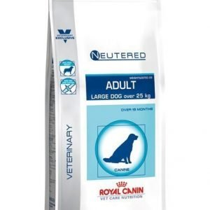 Royal Canin Veterinary Diets Vcn Dog Neutered Adult Large 12 Kg