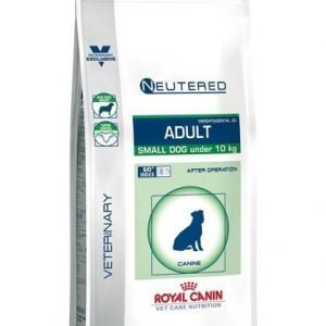 Royal Canin Veterinary Diets Vcn Dog Neutered Adult Small 8 Kg