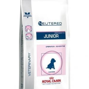 Royal Canin Veterinary Diets Vcn Dog Neutered Junior 10 Kg