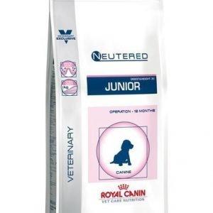 Royal Canin Veterinary Diets Vcn Dog Neutered Junior 4 Kg