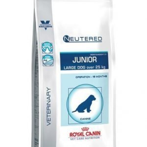 Royal Canin Veterinary Diets Vcn Dog Neutered Junior Large 12 Kg
