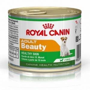 Royal Canin Wet Mini Adult Beauty 12x195g