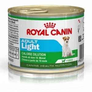 Royal Canin Wet Mini Adult Light 12x195g