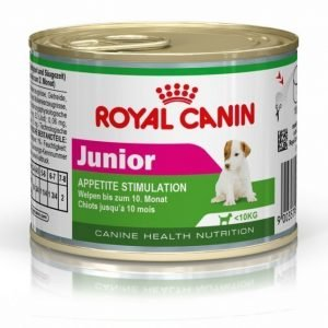 Royal Canin Wet Mini Junior 12x195g