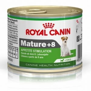 Royal Canin Wet Mini Mature +8 12x195g