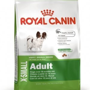 Royal Canin X Small Adult 1.5 Kg