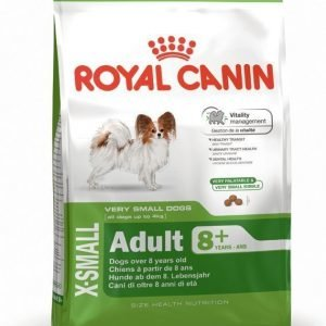 Royal Canin X Small Adult +8 1.5 Kg