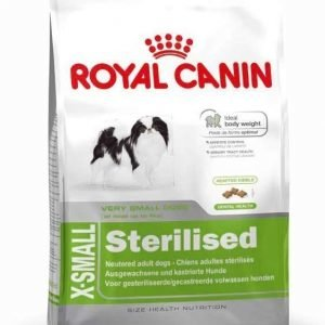 Royal Canin X Small Sterilised 1.5 Kg