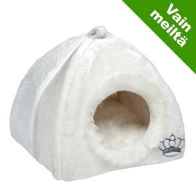Royal Pet White -lemmikinmaja - P 45 x L 45 x K 45 cm