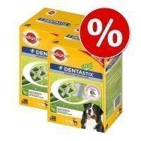 Säästöpakkaus: Pedigree Dentastix Fresh 2 x 28 kpl - 2 x 28 kpl