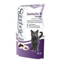 Sanabelle Cat-Stick No Grain - lammas & selja (3 x 55 g)