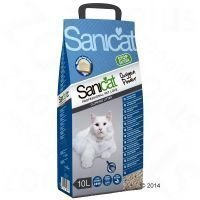 Sanicat Oxygen Power Clumping - säästöpakkaus: 2 x 10 l