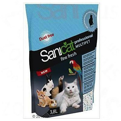 Sanicat Professional Multipet Fine Fresh - 3