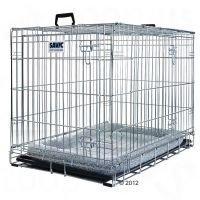 Savic Dog Residence + tyyny - P 118 x L 76 x K 88 cm