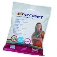 Savic Refresh'r Wipes Sensitive -puhdistusliinat - 20 kpl