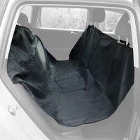 Seat Guard -suojapeite autoon - 165 x 140 cm / väri: musta