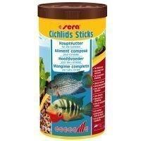 Sera Cichlid Sticks - Säästöpakkaus: 2 x 1000 ml