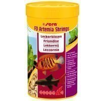 Sera FD Artemia Shrimps - 250 ml