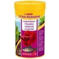 Sera FD Bloodworms - 250 ml