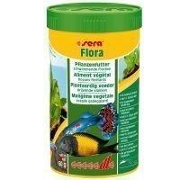 Sera Flora -hiutaleruoka - säästöpakkaus: 2 x 250 ml