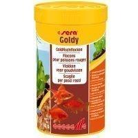 Sera Goldy -hiutaleruoka - 250 ml