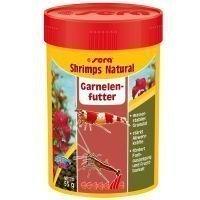 Sera Shrimps Natural - Säästöpakkaus: 2 x 100 ml