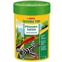 Sera Spirulina -ruokatabletit - 100 tablettia