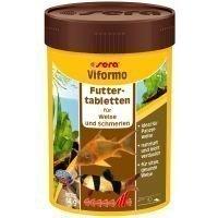 Sera Viformo -ruokatabletit - 100 ml