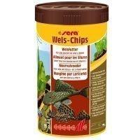 Sera Wels-Chips -ruokatabletit - 250 ml