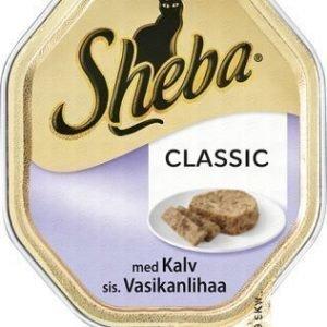 Sheba Cat Classic Kalv 36x85g