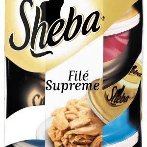 Sheba File Supreme 4 X 80 G Kissan Annospakkaukset