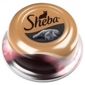 Sheba Kissanruoka 80 G Luxuries Merellinen Coctail Aikuisille Kissoille