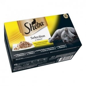 Sheba Selection 8x85 G Siipikarjalajitelma Rasia