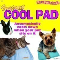 SnuggleSafe Cool Pad - P 40 x L 30 x K 0