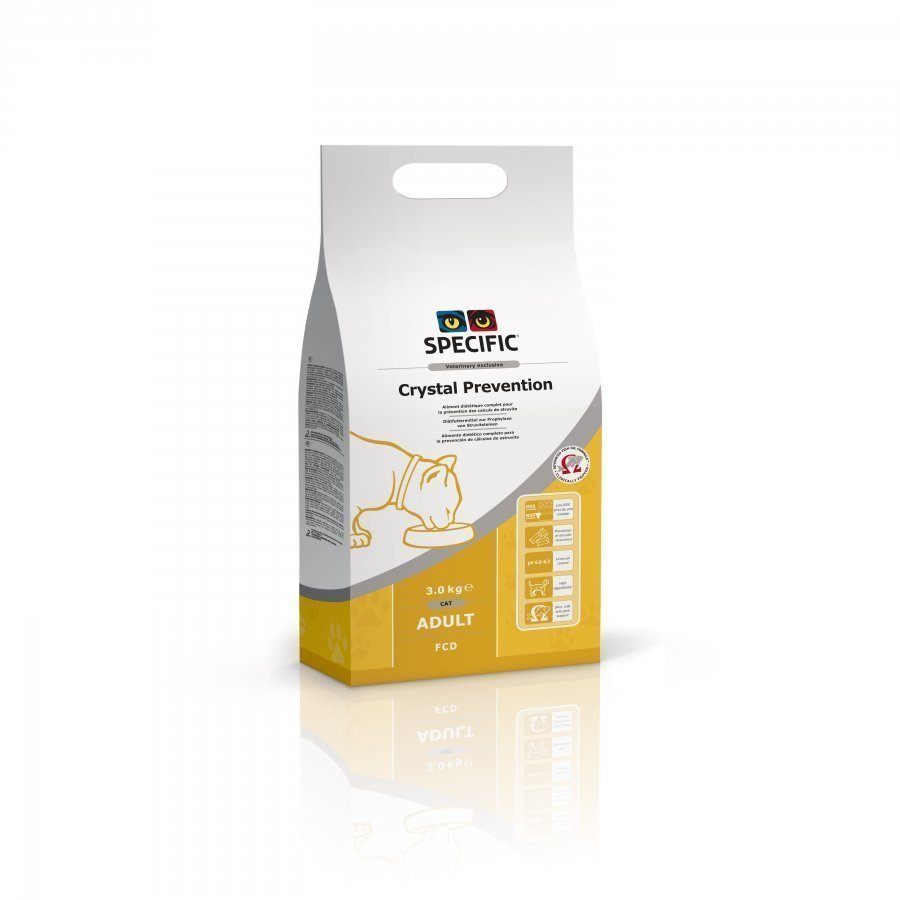 Specific Cat Crystal Prevention Fcd 3 Kg