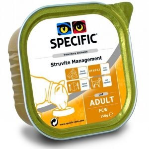 Specific Cat Crystal Prevention Fcw Wet 7x100 G