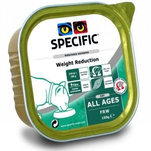 Specific Cat Weight Reduction Frw Wet 7x100 G