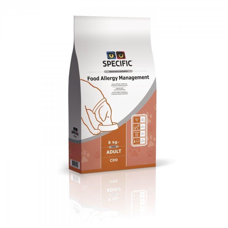 Specific Dog Food Allergy Management Cdd 8 Kg