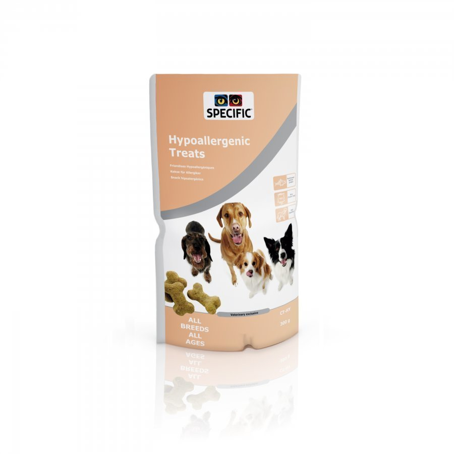 Specific Dog Hypoallergenic Treats Ct Hy 300 G